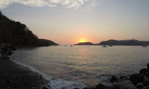 Sunset Laropa